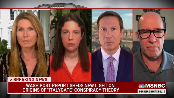 NBC's Figliuzzi: Trump 'Remains a Threat' Because He's Using Conspiracy Theories 'As a Deliberate Strategy'