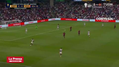 Estados Unidos 1 - 0 Qatar (Copa Oro 2021)