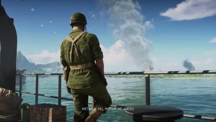 Battlefield V Capítulo 5 Tráiler Oficial De Guerra Del Pacífico