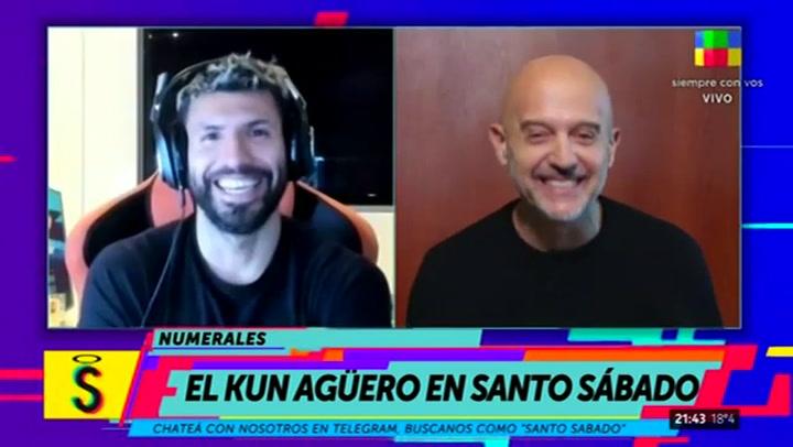 """Kun Agüero: """"Messi es muy quejón, somos como un matrimonio desgastado"""""""