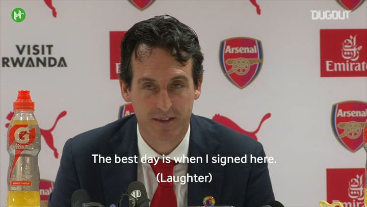 Emery: North London Derby Win Is Special