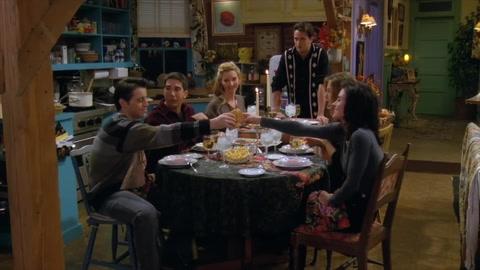 Thanksgiving Friends Central Fandom