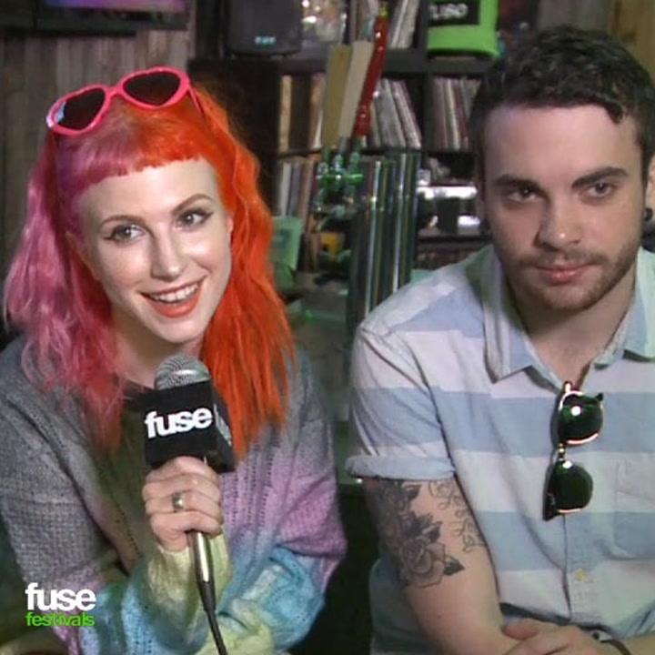 Paramore On Returning to SXSW