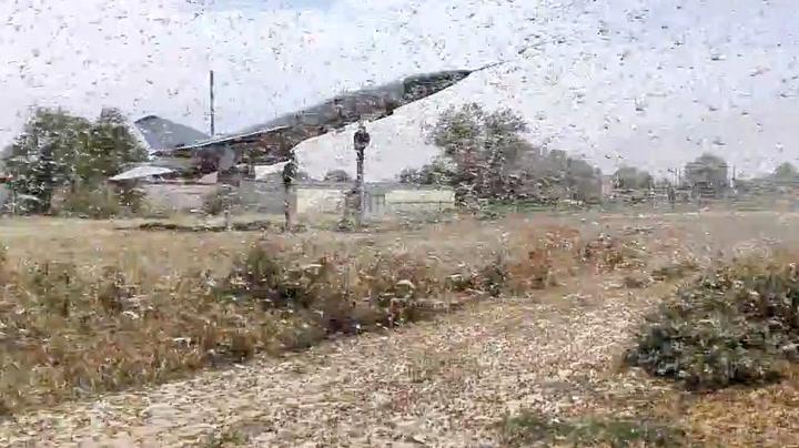 Landeplage «svermer» over Russland