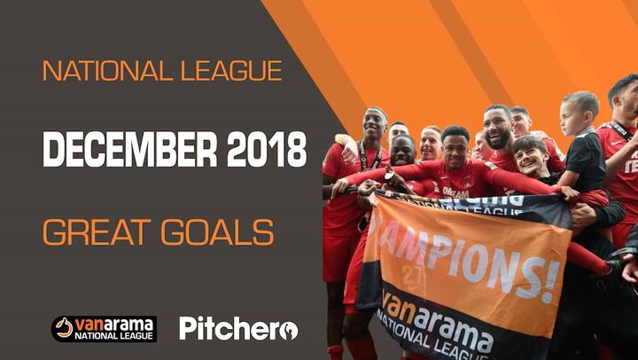 76411025f 20National League - December 2018 Great Goals