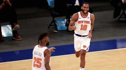 How important is Alec Burks for the Knicks?