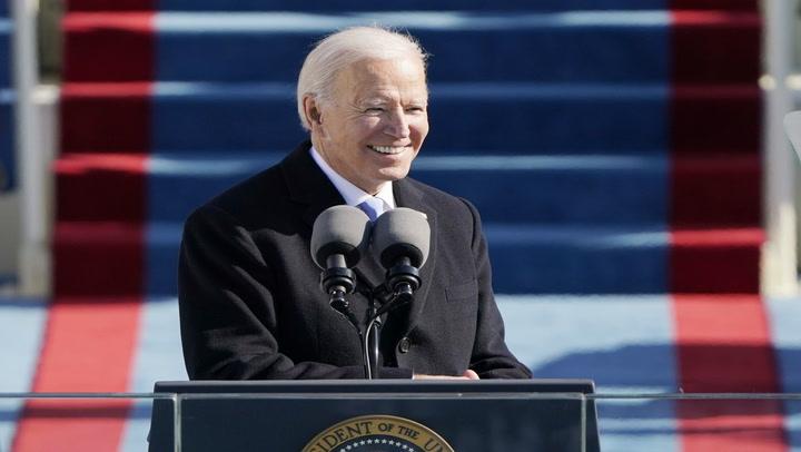 Estados Unidos: Joe Biden jura como nuevo mandatario