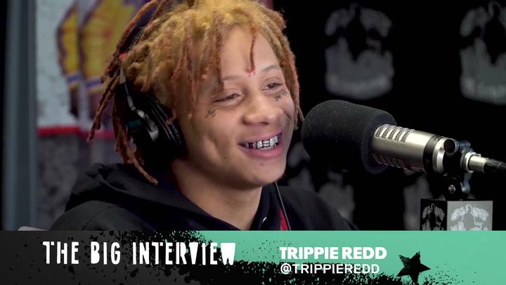 Trippie Redd Reveals The Inspiration Behind His Music