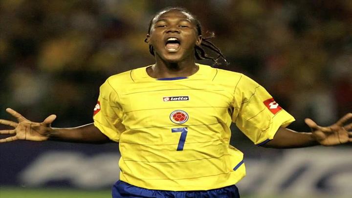Así juega el delantero colombiano Hugo Rodallega