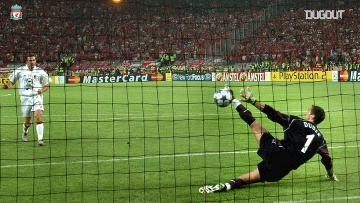 The Moment: Jerzy Dudek Recalls Winning The Champions League