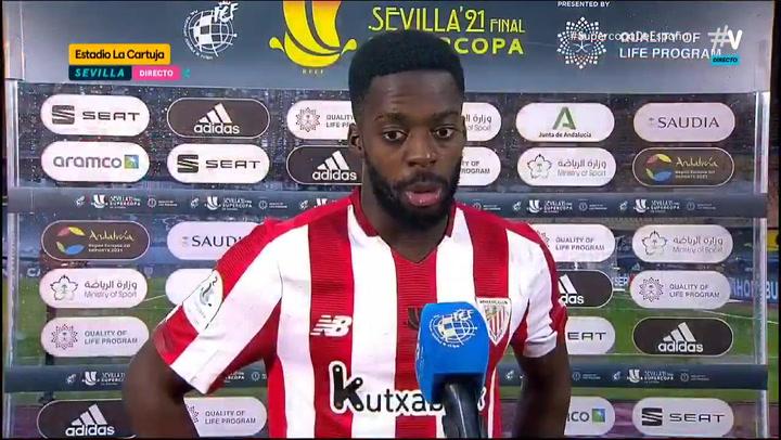 "Williams: ""Es el mejor gol de mi carrera"""