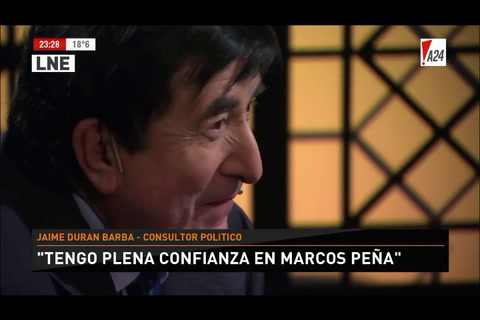 Durán Barba: Lo más probable es que Macri vaya por la reelección