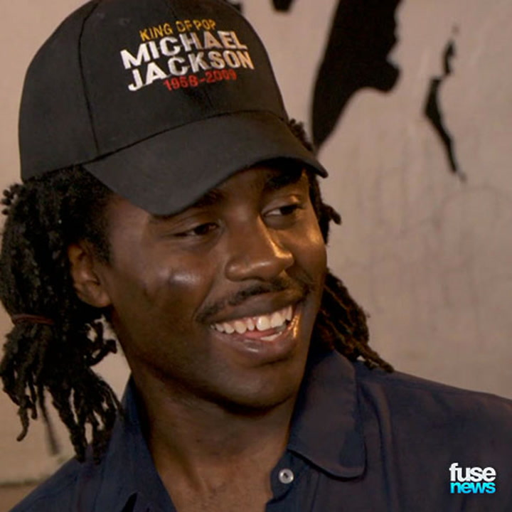 """Dev Hynes Tells Alexa Chung the """"Color"""" of Her Voice"""