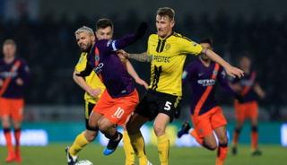 Manchester City, a la final de la Carabao Cup: ganó 10-0 en el global a Burton Albion