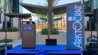 Aristocrat Opens $45M Campus In Summerlin
