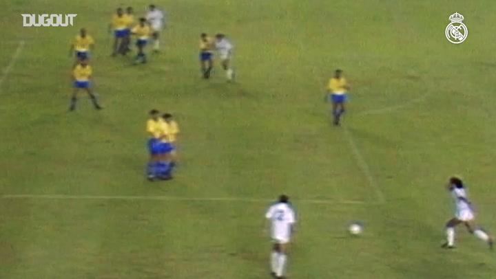 Grandes goles de tiro libre de Hugo Sánchez