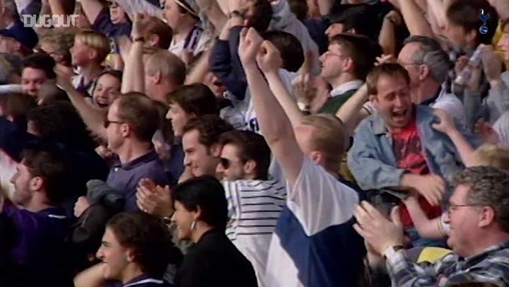 Jurgen Klinsmann's stunning free-kick vs Palace