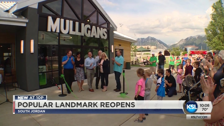 Mulligan's Reopens In South Jordan