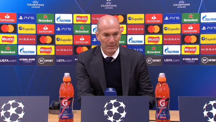 Zidane post Liverpool Real Madrid ©UEFA 2020.mp4