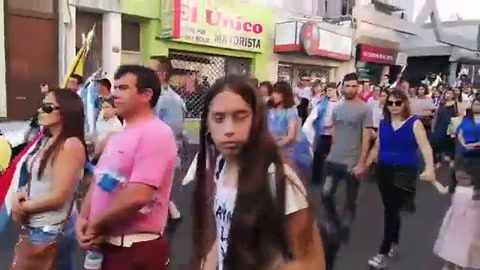 Video y fotos de la celebración en honor a la Virgen Del Rosario