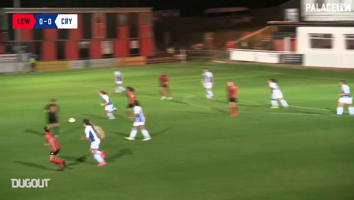 Crystal Palace score dramatic late winner in cup vs Lewes