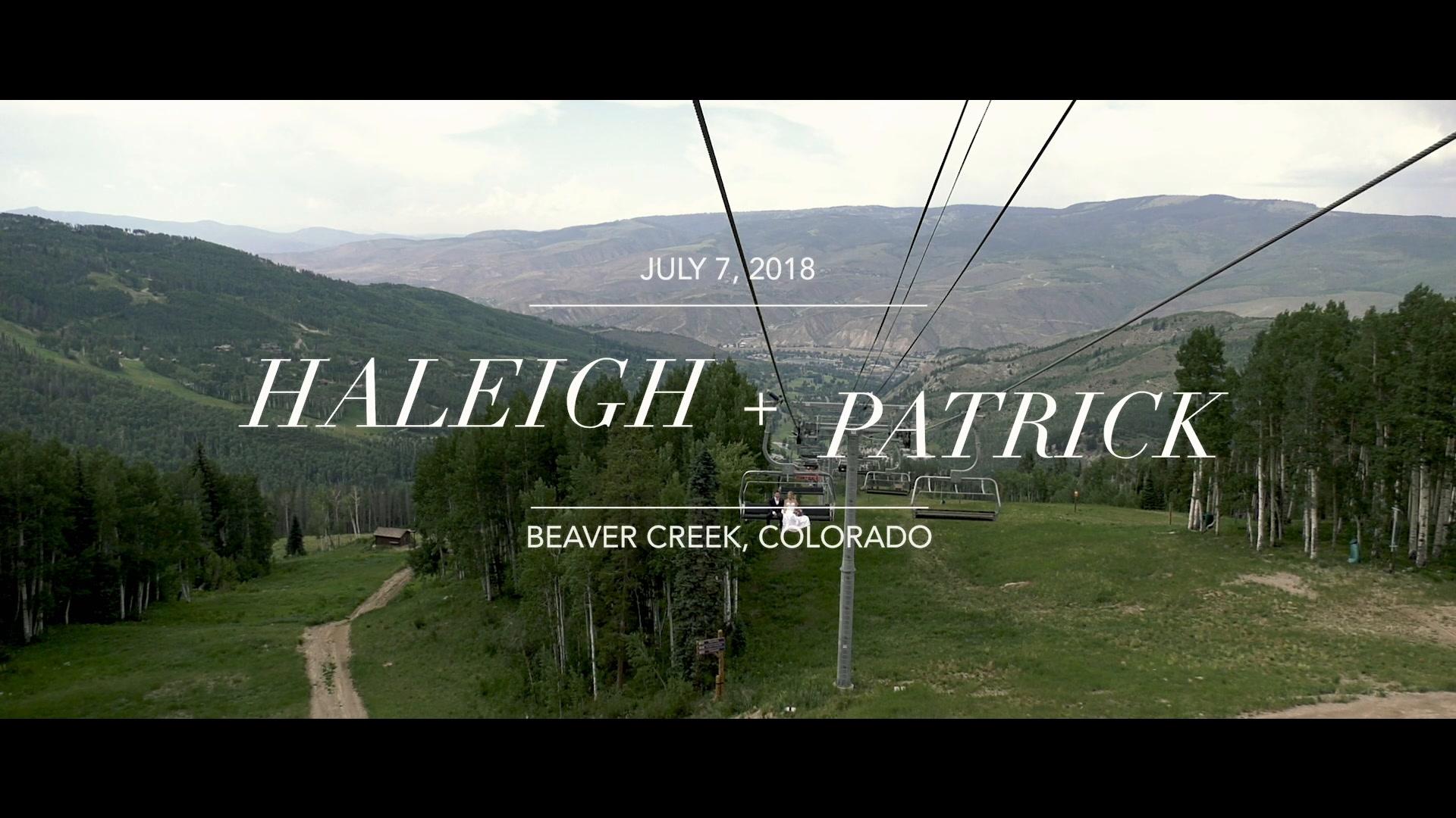 Haleigh + Patrick | Beaver Creek, Colorado | Spruce Saddle Lodge