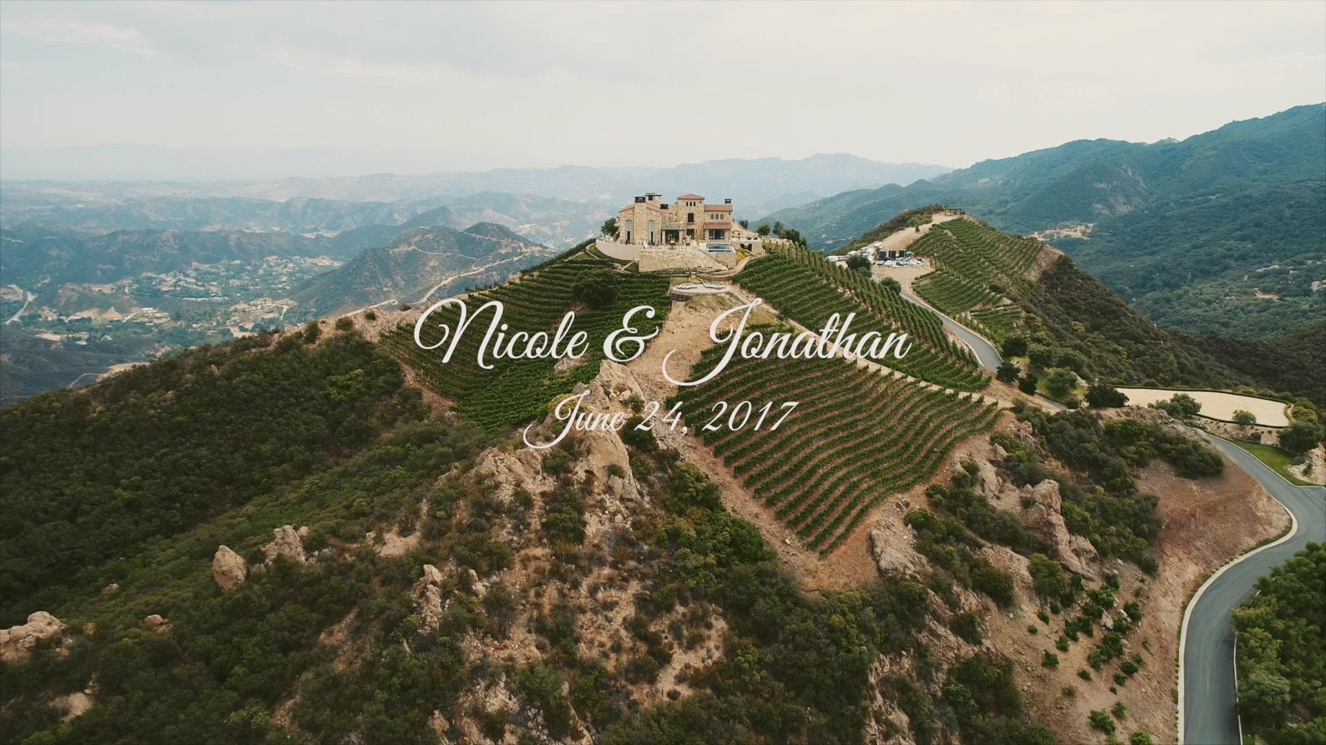 Nicole + Jonathan | Malibu, California | Malibu Rocky Oaks