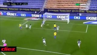 Cádiz y Levante están empatando 1-1 en menos de 10 minutos en la Liga española