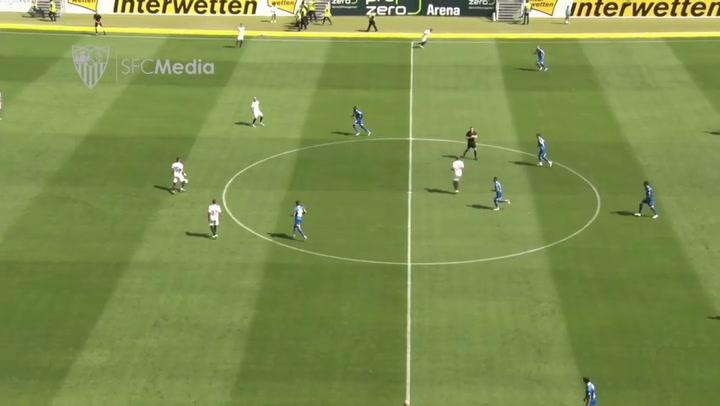 El Sevilla da la vuelta al marcador en Hoffenheim