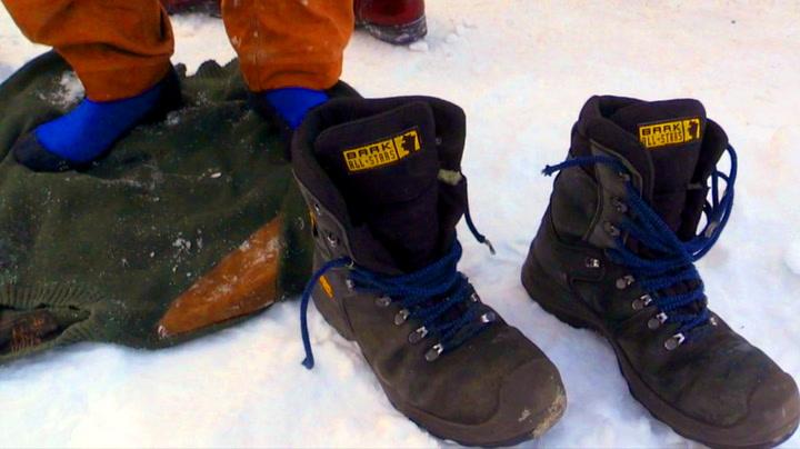 Norske Oles geniale triks holder føttene dine varme