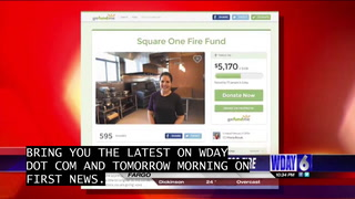 Community raises over $5,000 for Square One Kitchens following fire