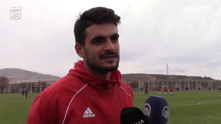 Fatih Aksoy: Sivasspor zirveyi bırakmayacak