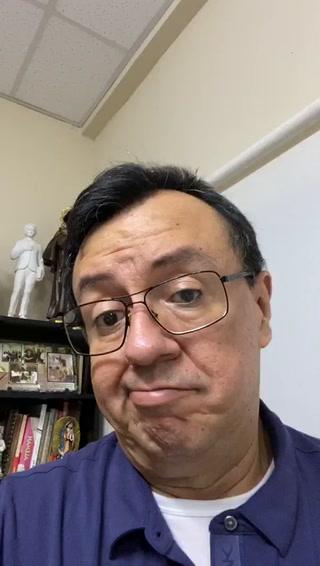 Padre Juan Ángel López es positivo al covid-19