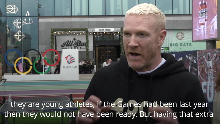 Iwan Thomas: Team GB will win 'loads of medals' at Tokyo Olympics
