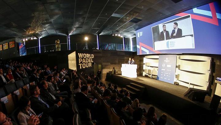 Gala de Presentación del World Padel Tour 2019
