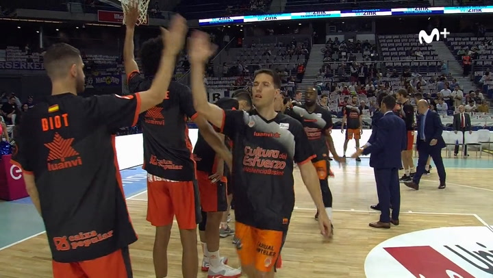 Real Madrid - Valencia Basket (83-77)