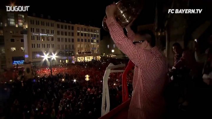Best Midfielders: Franck Ribéry