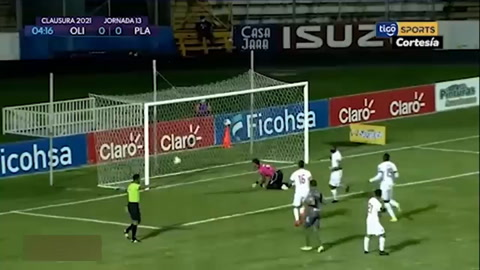 Olimpia 4-0 Platense (Liga Salvavida)