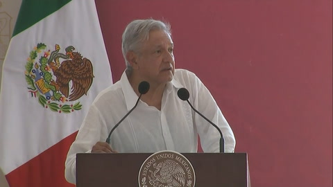 AMLO reclama disculpas por agravios durante conquista de México