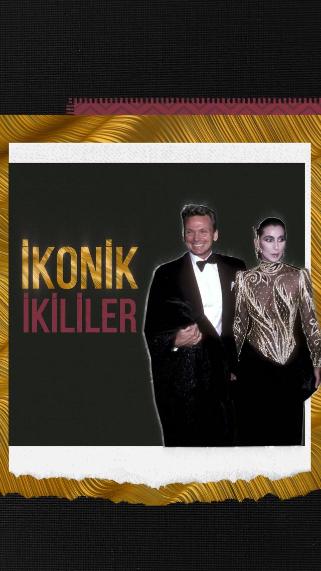 İkonik İkililer - Cher & Bob Mackie