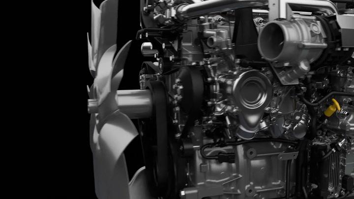 Detroit DD16 Engine   Demand Detroit