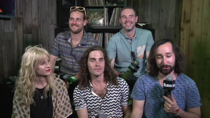 "Festivals: SXSW 2013: Youngblood Hawke Swam with Very Real, Very Deadly Sharks for Video: ""No CGI!"""