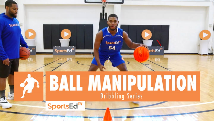 Ball Manipulation Drill