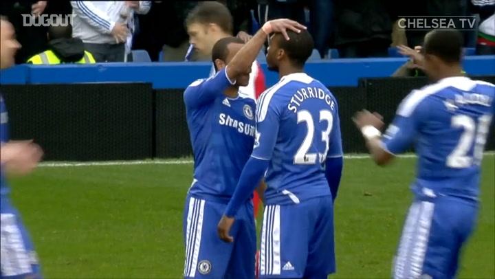 Torres nets hat-trick as Chelsea thrash QPR 6-1