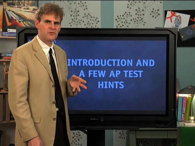 About the Course & AP Exam Strategies