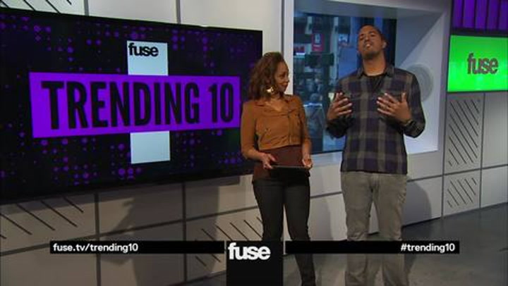 Shows: Trending 10 : Friday 113012