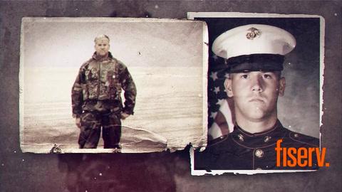 Fiserv Salutes the Veteran of the Game: Scott Countryman