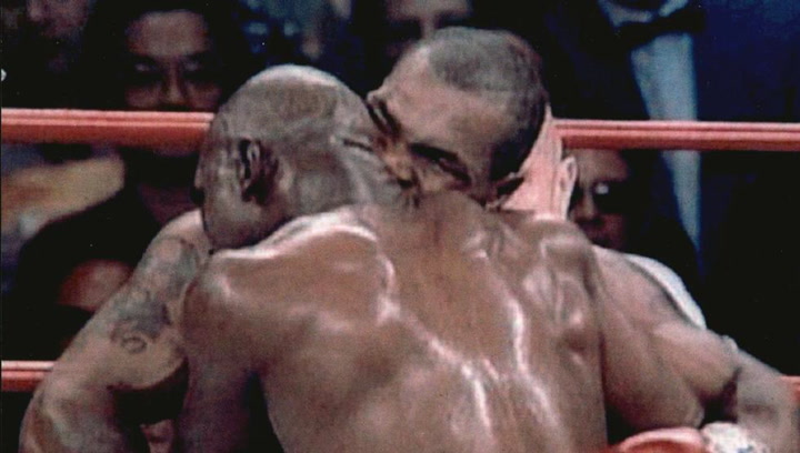 Tyson vs. Holyfield: El arrebato caníbal de 'Iron' Mike