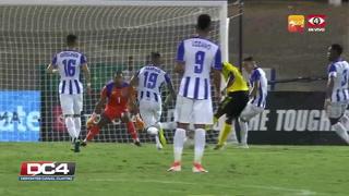 Orgill nuevamente anota el segundo gol para Jamaica