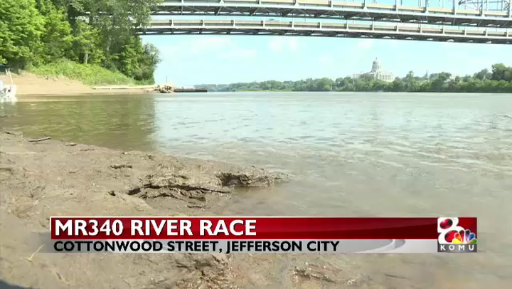 More than 600 paddlers race across Missouri